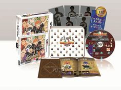 "September 25, 2014 ""hero box on the court"" limited edition ""of the top views!! Haikyu connected!"" 3DS 2014 years (tree) Release http: // Girls-Hobby.Com/archives/37962 687.Html"