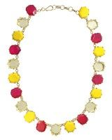 Kendra Scott necklace.