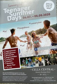 Urlaub mit Teenagern in Zell am See Hotel Alpen, Zell Am See, Air Hockey, Teenager, Abs, Fitness, Movie Posters, Movies, Steam Bath