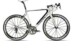 Of course a well designed road bikes for the picky designers. Not to mention it is Red dot certificated.