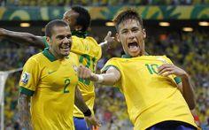 Alves y Neymar estarán en el Mundial si no hay ningún imprevisto