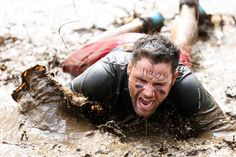 """""""Crazy Ways to Train for a Tough Mudder"""" If I were you, I would seriously invest my time into reading this article (not just """"pin it for later."""")"""