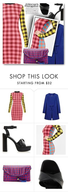"""""""I'm just a girl! 1ST SET OF 2017- Winter Dresses Under $100"""" by shoaleh-nia ❤ liked on Polyvore featuring House of Holland, WithChic and J.Crew"""