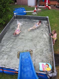 Giant Paddling Pool