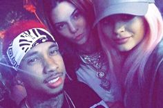Kylie Jenner Shows Love For Tyga At Coachella — Pic