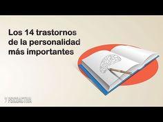 Los 14 Trastornos de la Personalidad más importantes