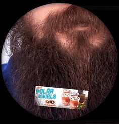 I don't know about effective, but definitely funny. Beardvertising - Real Native Advertising