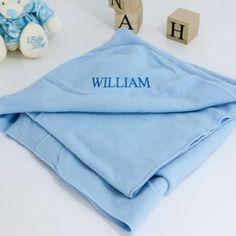 ❤ Baby Blankets Prince Princess Pink Blue Boy Girl Unisex Luxury Fleece Mink ❤