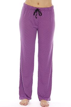 662841cfe6 Just Love Women Pajama Pants Mix   Match PJs Sleepwear at Amazon Women s  Clothing store