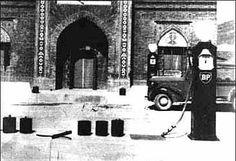 #oil-station in #Iran 1310 (Solar Hijri)