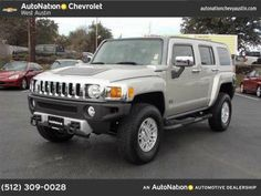 2008 HUMMER H3 Vehicle Photo in Austin, TX 78759