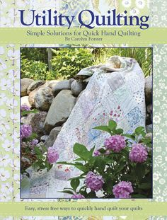 Utility Quilting – Carolyn Forster's Quilting-On-The-Go