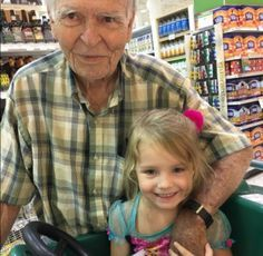 """The day before my daughter Norah's fourth birthday, she foreshadowed a remarkable event. """"I like old peoples the best 'cos they walk slow like I walk slow and they has soft skin like I has soft skin,"""" she said."""