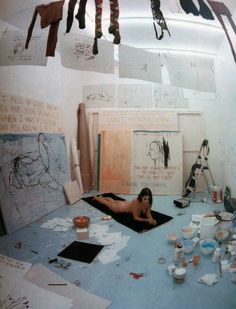 "loser-vuitton: ""Tracey Emin - Exorcism of the Last Painting I Ever Made (1996) """