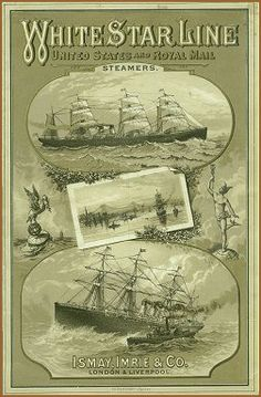White Star Line Memorial Foundation - S.S. Britannic 1874 - 1903