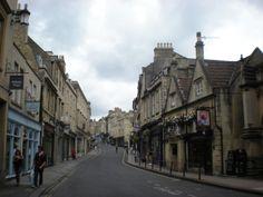 Bath amazing old street