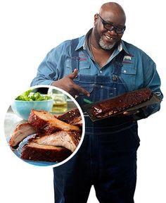 Moe Cason's essential rib recipes… Rib Recipes, Great Recipes, Cooking Recipes, Smoker Recipes, Yummy Recipes, Cooking Tips, Recipies, Barbecue Ribs, Bbq Grill