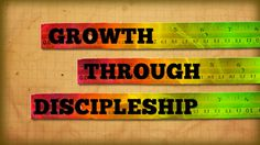 Our video, PowerPoint template and graphics give you the worship resources you need to anchor a sermon or sermon series on discipleship.