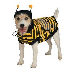 Bumblebee Pet Costume