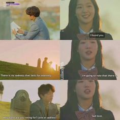 It broke my heart :(( W Korean Drama, Goblin Korean Drama, Korean Drama Quotes, Korean Drama Movies, Korean Actors, Drama Funny, Drama Memes, Goblin Kdrama Quotes, Goblin The Lonely And Great God