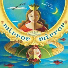 Mirror Mirror: A Book of Reversible Verse: Marilyn Singer, Josee Masse: 9780525479017: Amazon.com: Books
