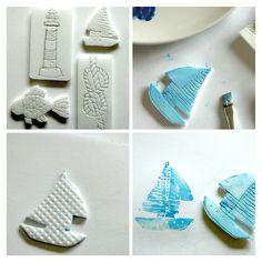 Recycled polystyrene foam printing