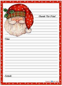 Coisas que gosto de partilhar: Cartas para o Pai Natal.