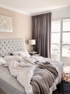 Uploaded by 𝔚𝔦𝔩𝔪𝔞. Find images and videos about home, bedroom and interior on We Heart It - the app to get lost in what you love. Room Ideas Bedroom, Cozy Bedroom, Modern Bedroom, Bedroom Decor, Home Interior, Interior Design, Interior Livingroom, Luxurious Bedrooms, My New Room