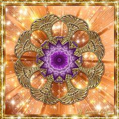 Cantinho de Imagens da Guerreira: Mandala