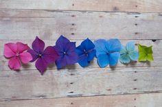 As hortênsias são lindas flores que inspiram casamentos de vários tipos. Confira aqui essas inspirações incríveis de decoração com esta flor.
