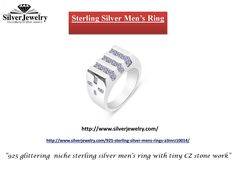 Silverjewelry eternity bands  Get a vast array of stunning sterling silver at silverjewelry.com and choose your favorite design at the best price.