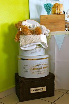 Vintage Toys Baby Shower #vintagetoys #babyshower