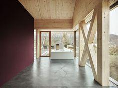 Oliver Christen Architekten, Valentin Jeck · Wohnhaus Familie Binder