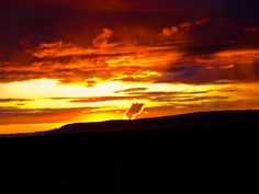 Iceland - Find a fiery sunset in the land of fire and ice / Rambler