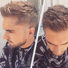 Hot Male hairstyle 2016