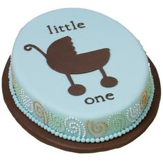 Strolling in Style Cake