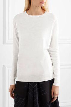 Stella McCartney - Wool Sweater - White - IT