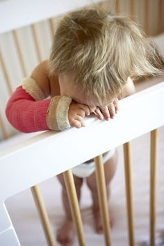 Why I no longer believe babies should cry themselves to sleep
