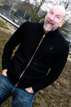 Graham McTavish, I almost can't handle him in jeans, too too cute!