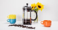 It's the easiest way to make your coffee taste even better. #frenchpress #coffee #tip http://greatist.com/eat/how-make-best-french-press-coffee