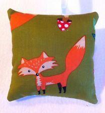 Easter Gift / Fox Gift/ Fox Fabric Lavender Bag - Handmade