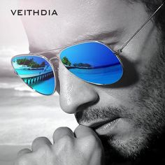 Sunglasses 2016 New VEITHDIA Brand Designer Polarized Men Women Sunglasses  Vintage Fashion Driver Sun Glasses gafas oculos de sol masculino      AliExpress ... 050dafbb4a