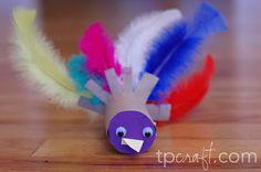 Turkey Craft Ideas for Thanksgiving