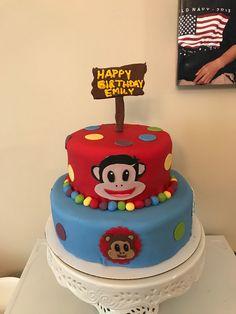 Julius Jr. cake