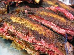 Yummy Caja China Beef Ribs Recipe by Perry Perkins :)