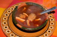 Mexican Trip Soup - LC Photographics | Mexico