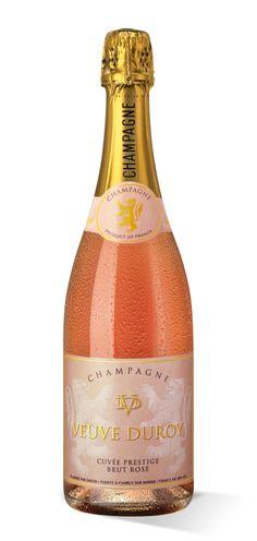 Champagne Veuve Duroy Rosé