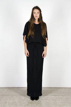 Juno Dress Black – Miss Crabb Cold Shoulder Dress, Dress Up, Boho, Dress Black, Bridesmaids, Wedding Ideas, Collection, Fashion, Moda