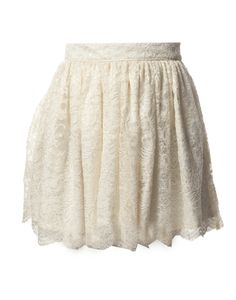 Donna Skirt in Cream