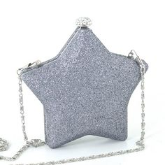 Star Shaped Crossbody Clutch/Purse $34.00